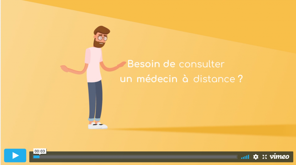 Médecin Direct Vidéo